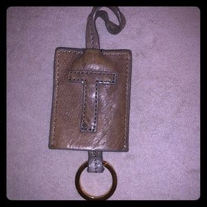 Tory Burch Key Holder Bag Charm